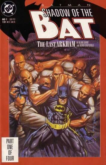 Batman: Shadow of the Bat 1