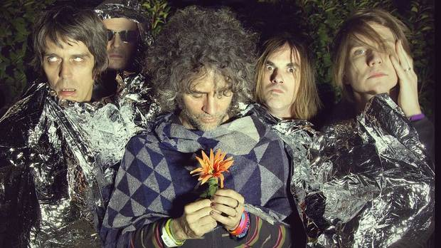 The Flaming Lips' new album, <em>The Terror</em>, comes out April 16.