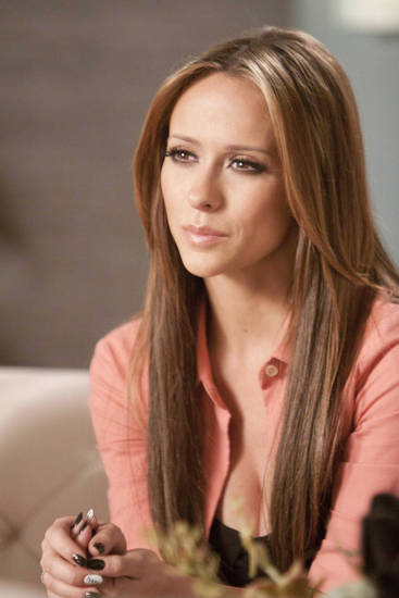 "Jennifer Love Hewitt stars in ""The Client List."" - Lifetime Photo"