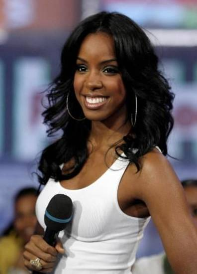 Kelly Rowland on MTV's &quot;Total Request Live&quot;