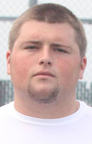 OSU offensive line signee Jaxon Salinas. PHOTO PROVIDED <strong></strong>