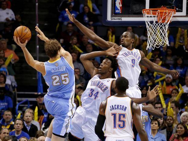 Thunder basketball: Thunder, Tulsa share strong preseason histo…