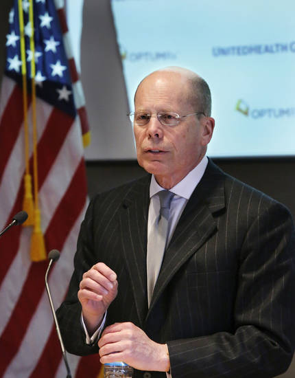 Stephen  Hemsley CEO of United-Health Group