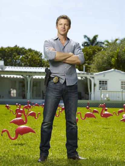 "Matt Passmore as Jim Longworth in ""The Glades"" - A&E Photo"