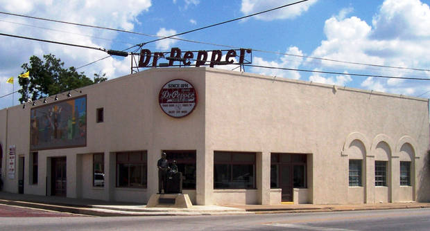 The Dr Pepper Plant in Dublin, Texas, will no longer bottle the beverage for the first time in nearly 100 years.