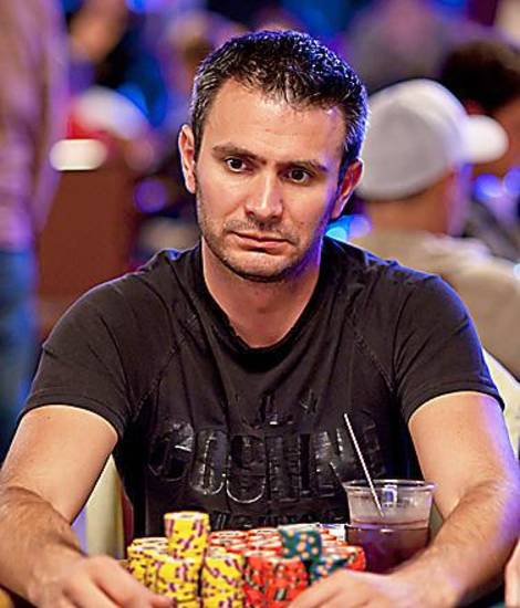 Andras Koronkai.   WSOP/Poker News photo. <strong>Joe Giron</strong>