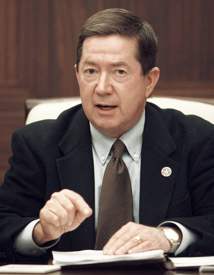 Drew Edmondson Oklahoma attorney  general