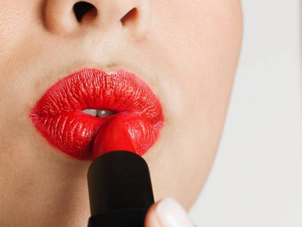 Red lipstick is iconic and classic. It's powerful, strong and sexy, and reflective of the way women feel today.