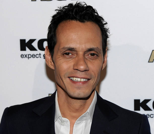 Marc Anthony <strong>Dan Steinberg</strong>