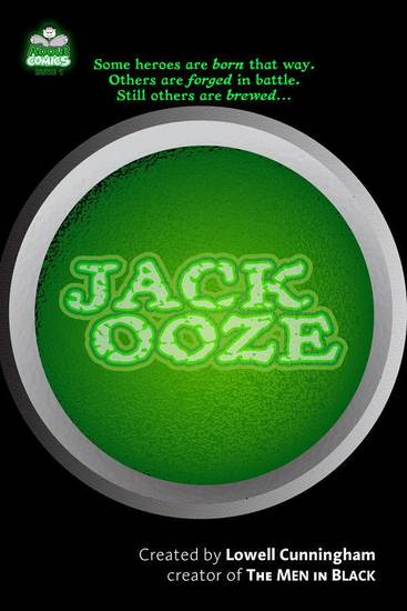 The cover of �Jack Ooze.� About Comics photo