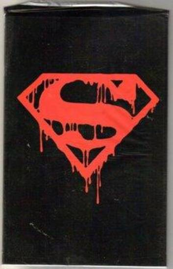 "The polybagged version of ""Superman"" #75. DC Comics"