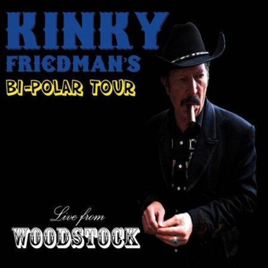 Kinky Friedman's Bipolar Tour. PROVIDED IMAGE <strong></strong>