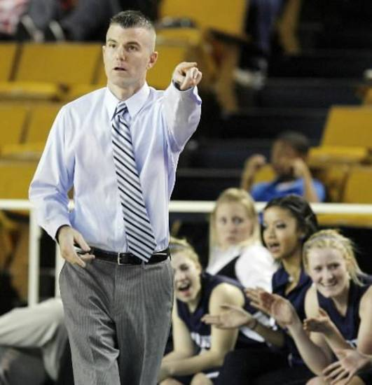 Kevin Korstjens becomes the latest big-time girls basketball coach to resign. After five years at Edmond North, Korstjens has stepped down.