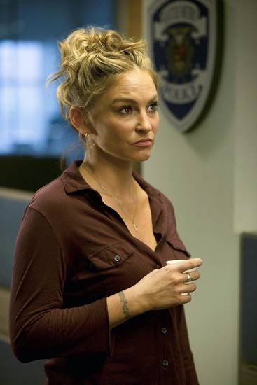 "Stalkers Drea de Matteo stars as ""Diane in the all-new Lifetime Original Movie, Stalkers, premiering Saturday, April 13, at 8pm ET/PT on Lifetime. Photo by James Dittiger Copyright 2011"