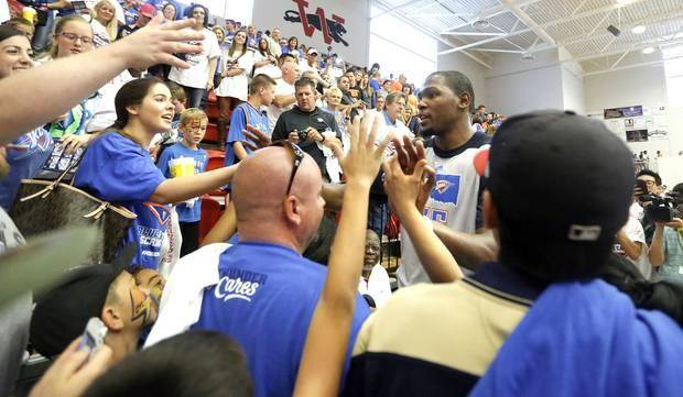 How deep is your Thunder love? Tell us your story