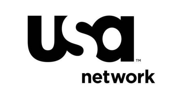 NBC UNIVERSAL LOGOS -- Pictured: USA Network Logo -- USA Network Photo