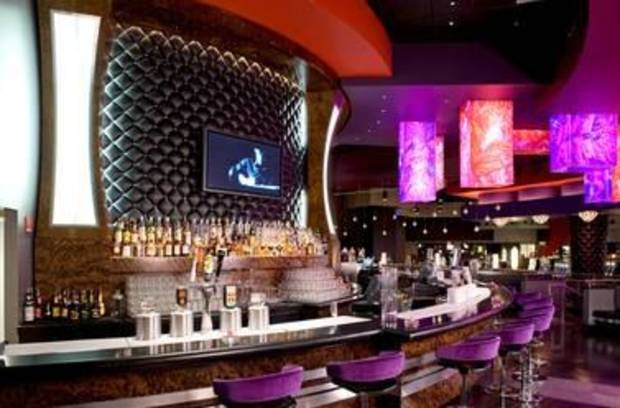 Center Bar at the Hard Rock