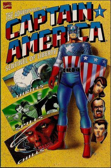 Adventures of Captain America 1