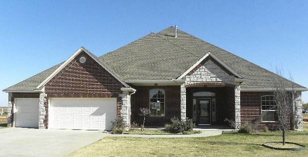 Fannie Mae has possession of this 2,903-square-foot home, built in 2007, at 5800 Shiloh Blvd. in Oklahoma City. Century 21 All Pro has the listing. Photo PROVIDED