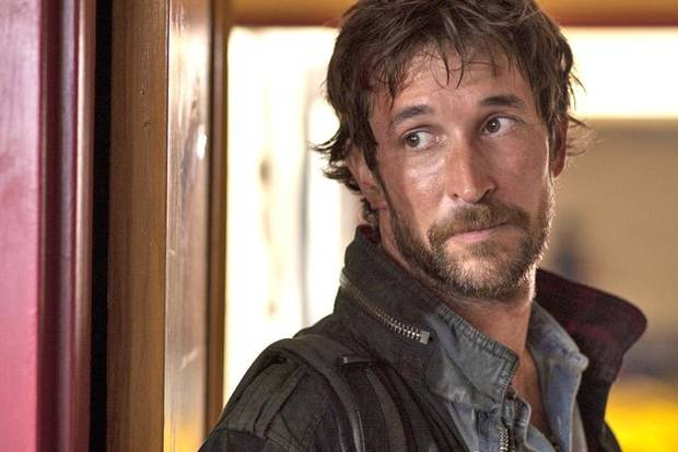Noah Wyle of &quot;Falling Skies&quot; - TNT Photo