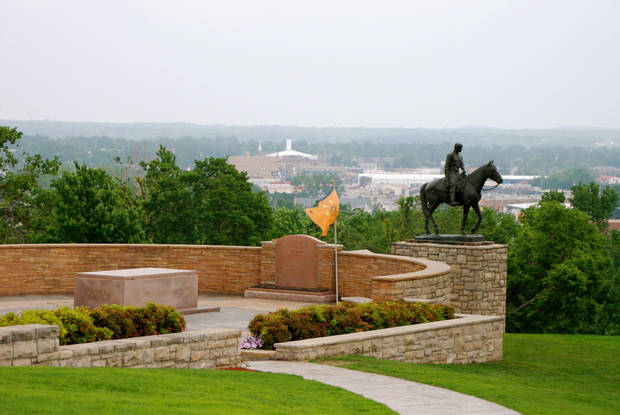 The Will Rogers Memorial and Museum is in Claremore.  PHOTO PROVIDED    ORG XMIT: 1204210118141890