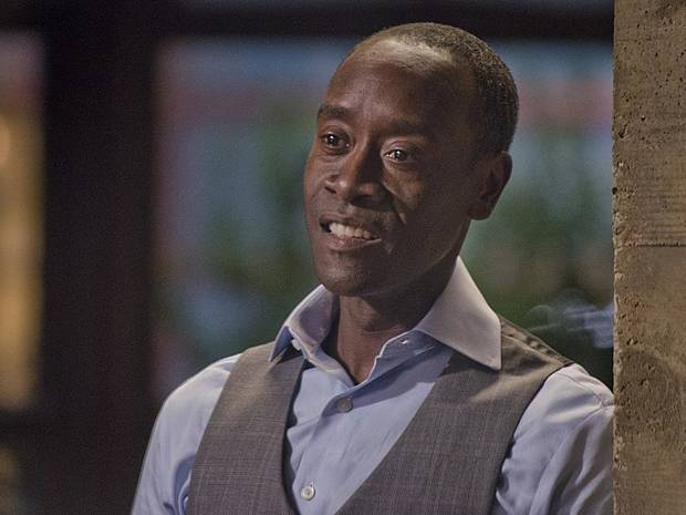 Don Cheadle as Marty Kaan in House of Lies (Season 2, Episode 1) - Photo:  Randy Tepper/SHOWTIME - Photo ID: HouseOfLies_201_0004