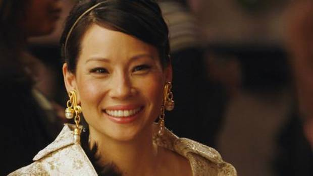 Lucy Liu, actress on Cashmere Jungle