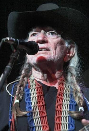 Willie Nelson (AP file)