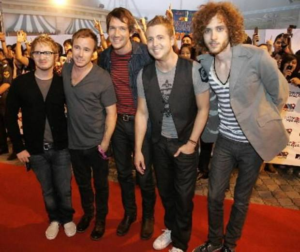 OneRepublic (AP file)