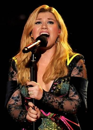 Kelly Clarkson (AP file)