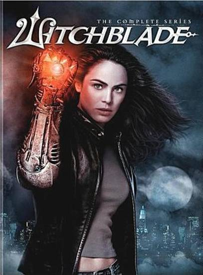 Witchblade DVD cover, Yancy Butler