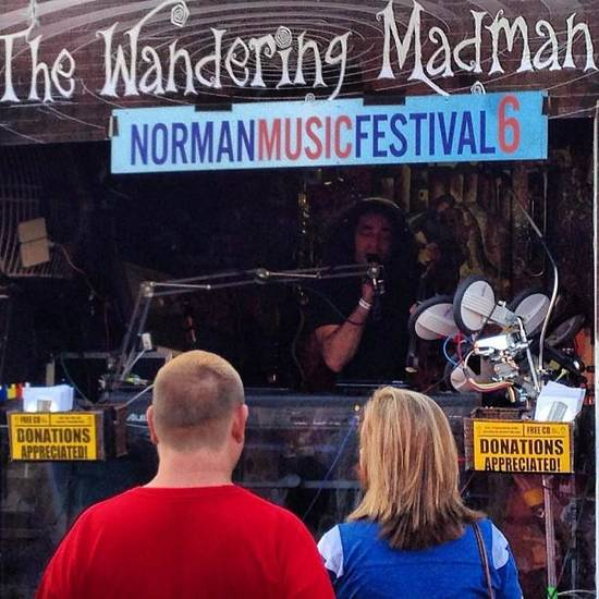 I don't know if this guy is really good #NMF6 (Source: Statigram.com)