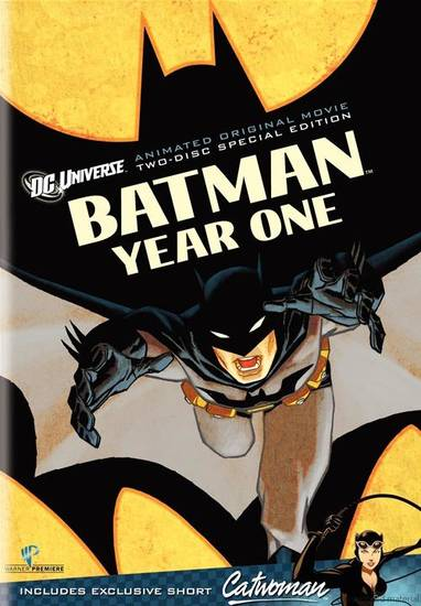 Batman: Year One Two-Disc Special Edition DVD