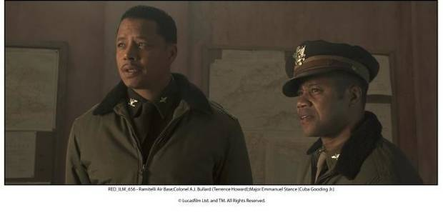 Terrance Howard, Cuba Gooding Jr.