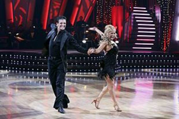 "DANCING WITH THE STARS: ALL STARS - ""Dancing with the Stars: All-Stars"" marks the first time prior contestants will return for another shot at the coveted mirror ball trophy for a very special All-Star season. From former champions to fan favorites, the stars will return and be paired with some of the world's most decorated professional ballroom dancers for the most unforgettable season yet. Week to week these ""Dancing with the Stars"" alumni will once again compete to impress the judges and the audience at home in order to be the last pair standing in this live ballroom competition. And every week the couple with the lowest combined judges' scores and viewer votes for their performance will be sent home, live, on ""Dancing with the Stars: All-Stars the Results Show."" (ABC/CAROL KAELSON)"