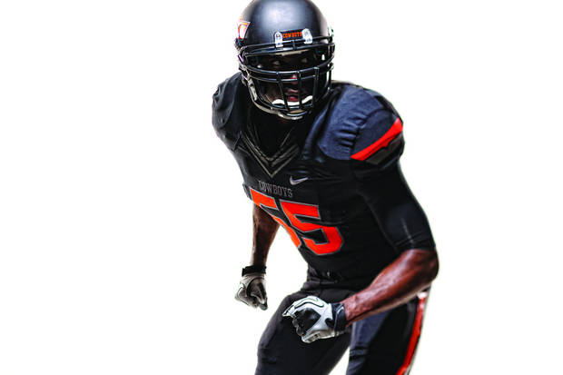 OSU's new uniforms