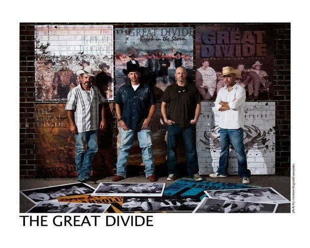 The Great Divide now