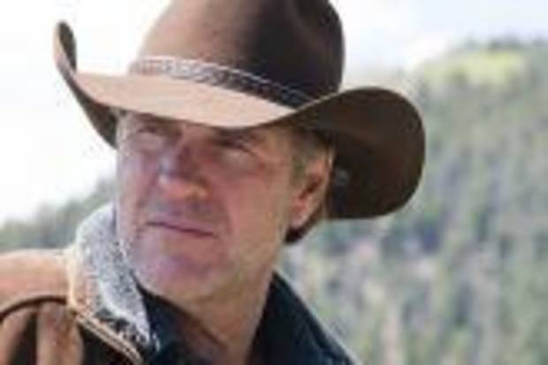 "Robert Taylor stars in ""Longmire"" - A&E Photo"