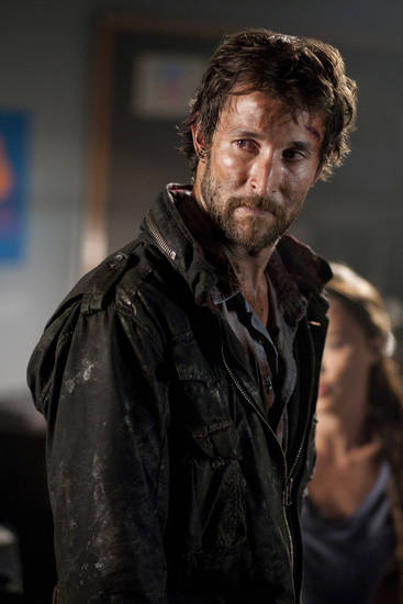"Noah Wyle of ""Falling Skies"" - TNT Photo"