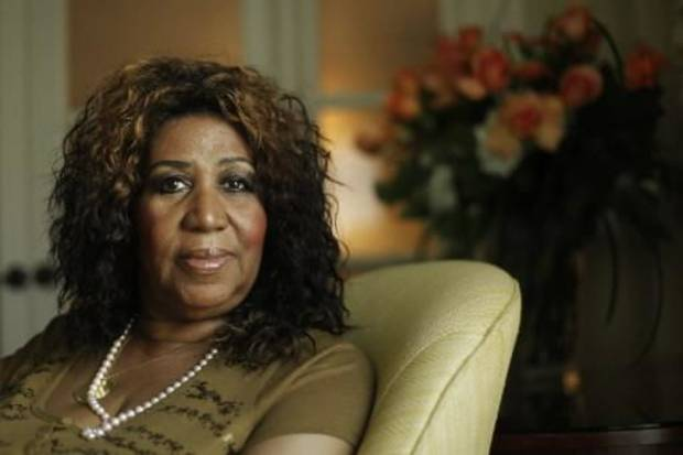 Aretha Franklin (Associated Press file photo)