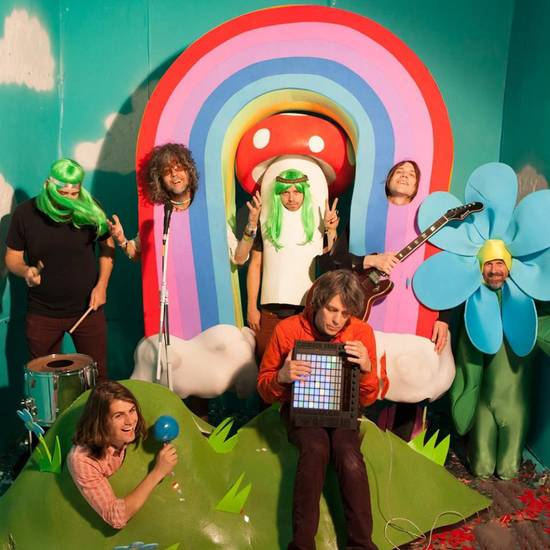 The Flaming Lips are busy as usual with a couple of new albums due out this fall. Photo provided.