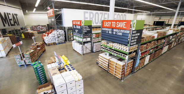 US Foods� Chef�store, a grocery store for restaurant workers and chefs, opens Thursday at Interstate 240 and S Western.