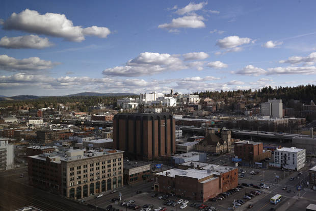 The NewsOK Sports crew (and the Sooners) landed in Spokane, Wash., on Tuesday.
