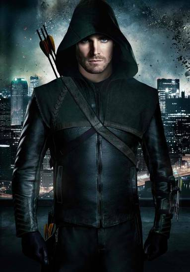 "Stephen Amell as Oliver Queen in ""Arrow.""  CW <strong></strong>"