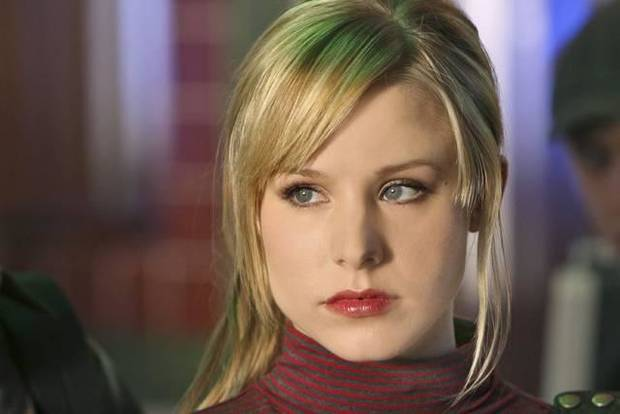 "Kristen Bell, plays the title role in ""Veronica Mars."" Creator Rob Thomas launched an online fundraising campaign for a big-screen version. AP FILE PHOTO"