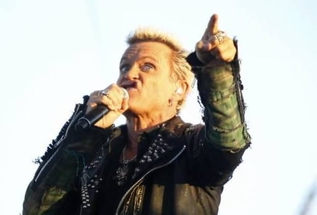 Billy Idol (AP file)