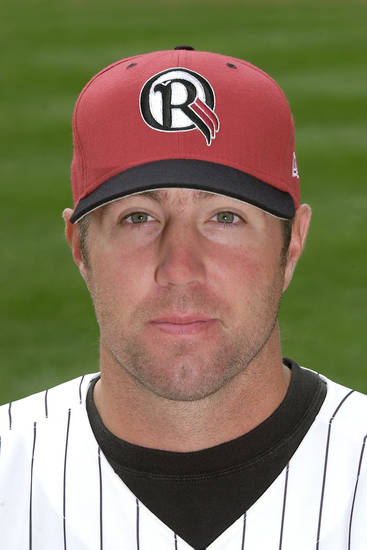 OKLAHOMA REDHAWKS MINOR LEAGUE BASEBALL: R.A. Dickey.  Staff photo by David McDaniel.