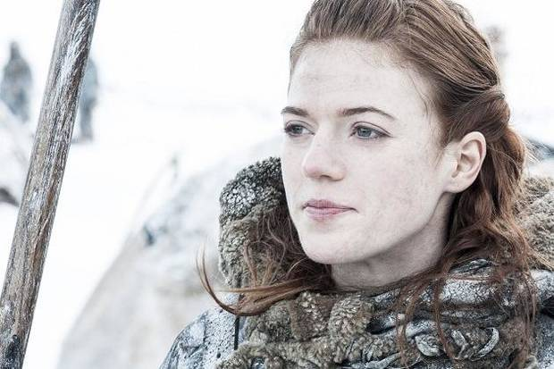 The Wildling Ygritte.