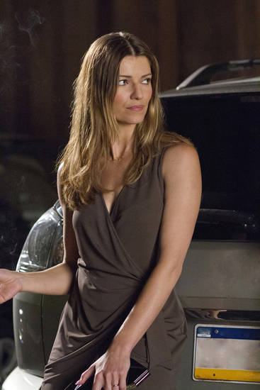 "Ivana Milicevic stars in ""Banshee."" HBO/Cinemax Photo"