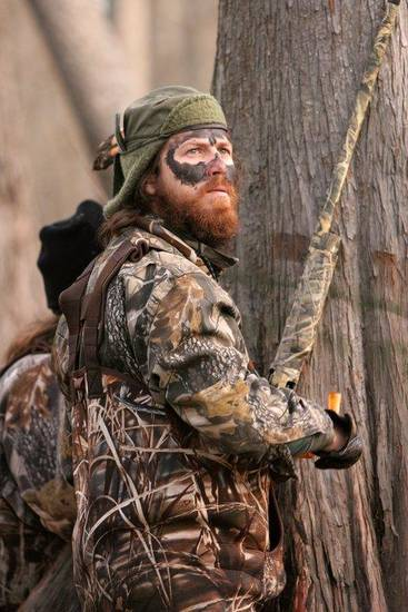 Jase Duck Dynasty Hunting